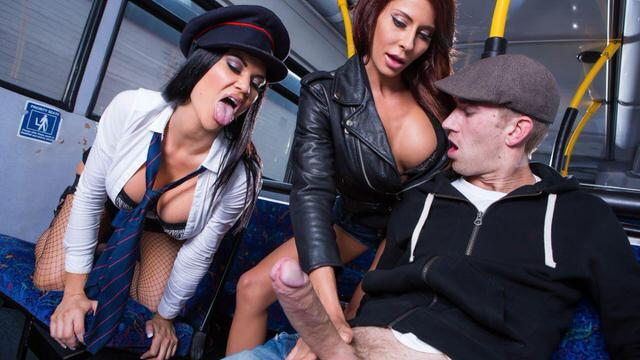 Tour Bus Sex HD XXX Videos