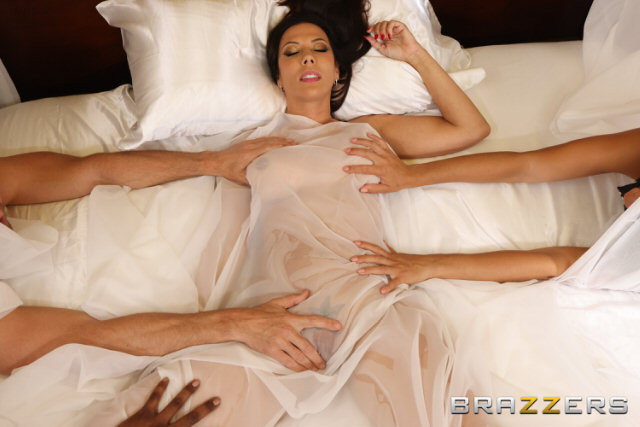 Busty Beauty Fucked While Dreaming