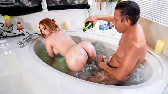 Romantic Evening with Big Ass Milf Wife